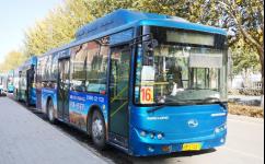 库尔勒16路公交车路线