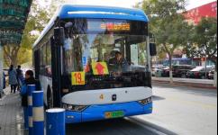 库尔勒19路公交车路线