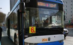 库尔勒6路公交车路线
