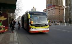 库尔勒9路公交车路线