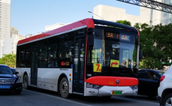库尔勒7路(内环)公交车路线