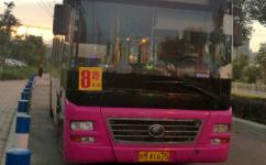 库尔勒8路(开发区库东区专线)公交车路线
