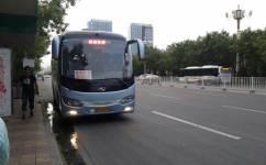 库尔勒机场专线(快客)公交车路线