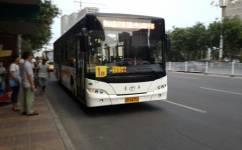 库尔勒1路(内环)公交车路线