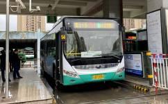 昆明54路公交车路线
