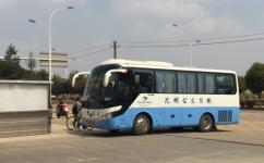 昆明39路(呈贡-宜良)公交车路线
