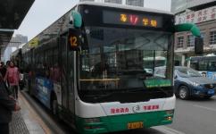 昆明12路公交车路线