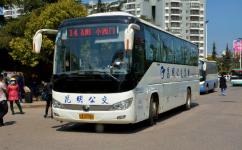 昆明14路公交车路线