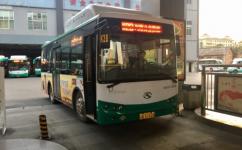 昆明K28路公交车路线