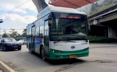 昆明6路(黄金支队专线)公交车路线