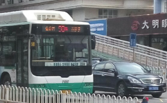 昆明98路公交车路线