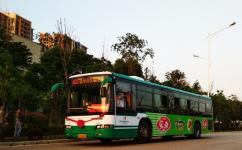 昆明K2路公交车路线