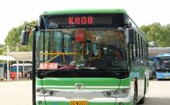 兰溪808路公交车路线