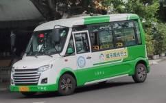 乐山峨眉203路公交车路线