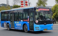 乐山1路公交车路线