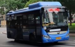 乐山峨眉5路公交车路线