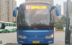 连云港游7路(假日旅游专线)公交车路线