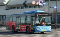 连云港34路柳河专线公交车路线
