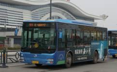 连云港11路公交车路线