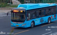 洛阳K30路公交车路线