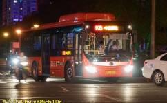 洛阳6/K6路公交车路线