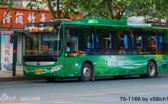 洛阳75/K75路公交车路线