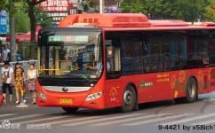 洛阳K9路公交车路线