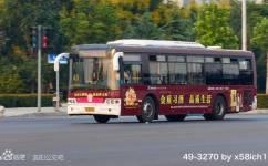 洛阳K49路公交车路线