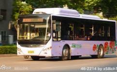 洛阳46/K46路公交车路线