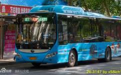 洛阳K26路公交车路线