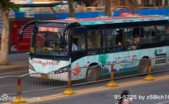 洛阳95/K95路公交车路线