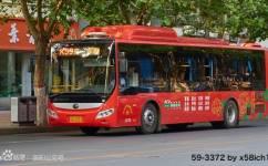 洛阳K59路公交车路线