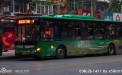 洛阳60/K60路公交车路线