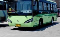 洛阳16/K16路公交车路线