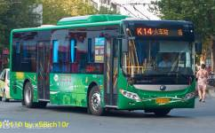 洛阳14/K14路公交车路线