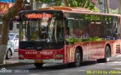 洛阳K66路公交车路线