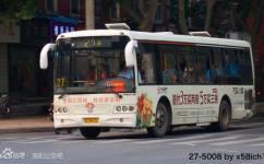 洛阳27/K27路公交车路线