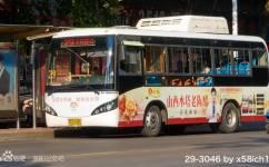 洛阳29/K29路公交车路线