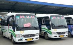 洛阳917路公交车路线