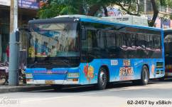 洛阳K62路公交车路线