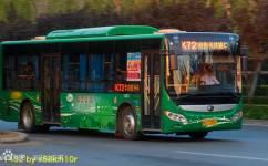 洛阳K72路公交车路线