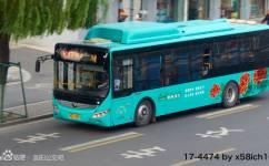 洛阳K17路公交车路线