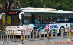 洛阳93路公交车路线
