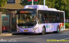 洛阳K50路公交车路线