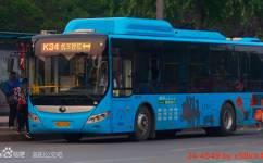 洛阳K34路公交车路线