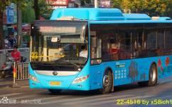 洛阳K22路公交车路线