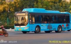洛阳76/K76路公交车路线