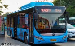 洛阳45/K45路公交车路线