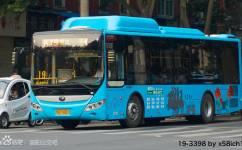 洛阳K19路公交车路线