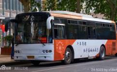 洛阳24/K24路公交车路线